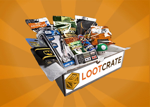 Loot Crate: The Vicarious Unboxing