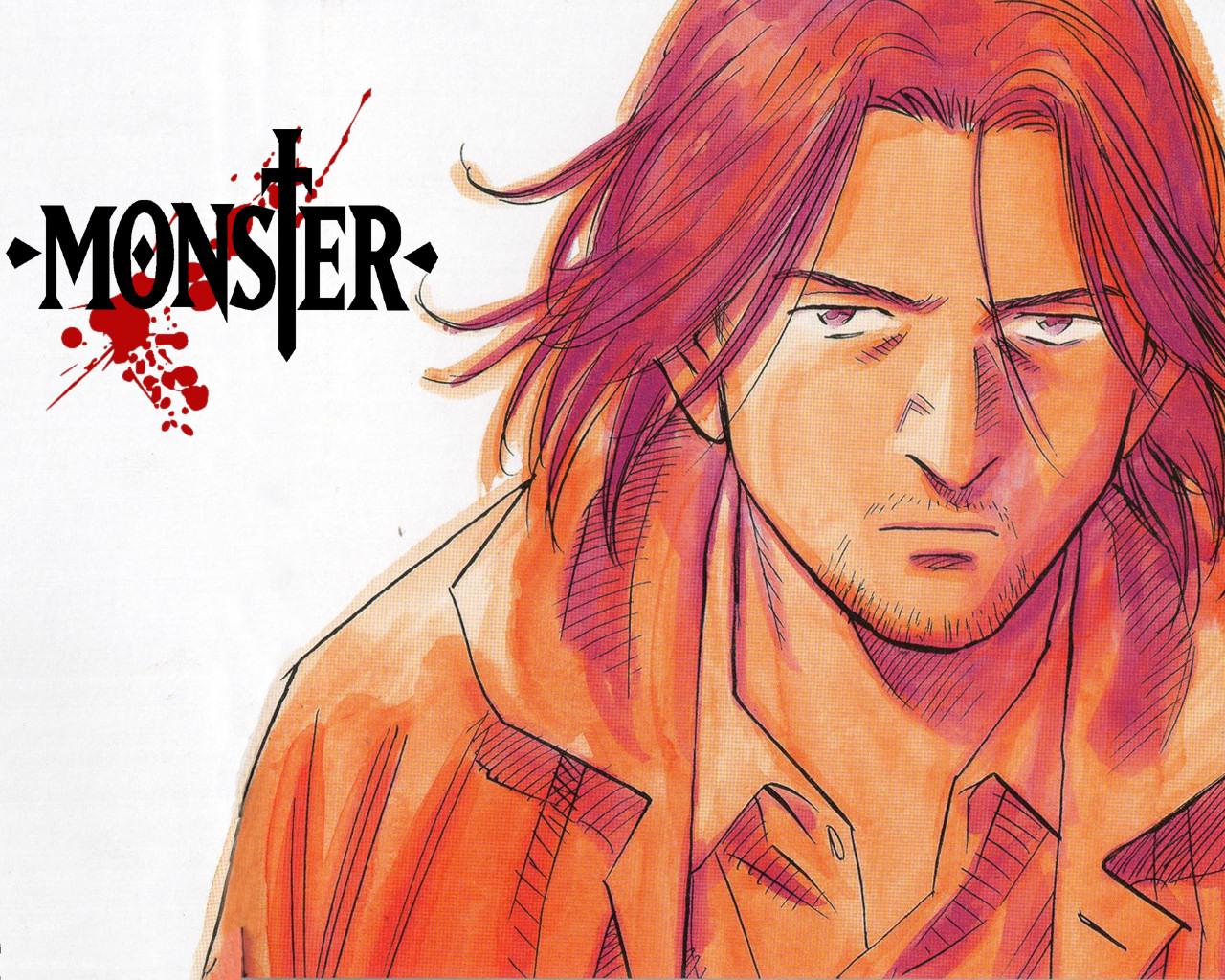 New to Manga: Trying Monster by Naoki Urasawa