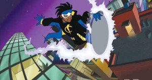 Static Shock Image # SS-Static-2 Pictured: Virgil Hawkins as Static Photo Credit: © Warner Bros. 2002
