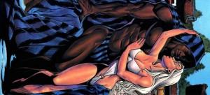 Cloak & Dagger, Joe Phillips, Marvel Swimsuit Edition, 1995