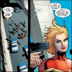 Avenging Spider-man #9. W: Kelly Sue DeConnick. A: Terry Dodson. C: Rachel Dodson. Marvel Comics, 2012.