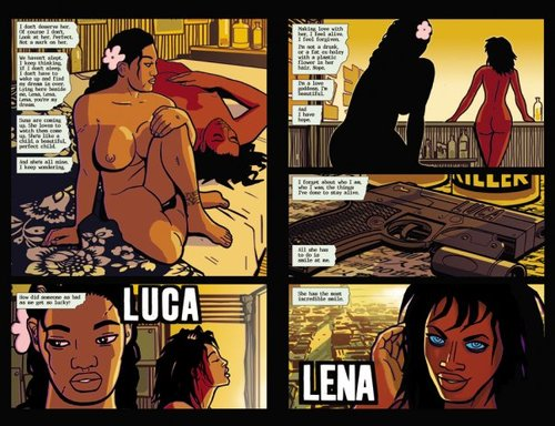 Concrete Park: You Send Me  Tony Puryear & Erika Alexander  Dark Horse Comics,