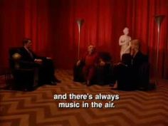 The Red Room dream sequence,Twin Peaks, Mark Frost, David Lynch, CBS, 1990