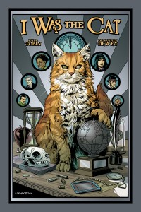Cover: I Was the Cat, Brian Tobin