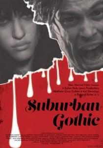 Poster: Suburban Gothic, Richard Bates Jr