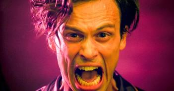 Suburban Gothic: Raymond screaming