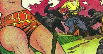 stock: Digital Comics Museum, Rulah, Jungle Goddess 024