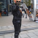 Kelly K, Ghost Rider at Thought Bubble