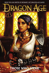 Dragon Age Those Who Speak by David Gaider    Dark Horse Comics Da