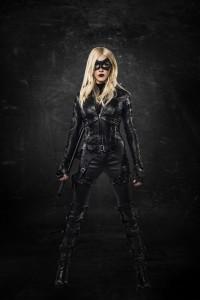 Katie Cassidy Black Canary
