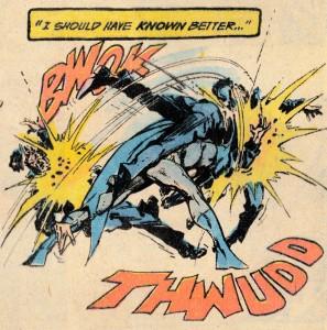 Written by Len Wein and Joe Millard. Art by Jim Aparo. Detective Comics #444. January 1, 1975. Batman Murderer. DC Comics. Batman.