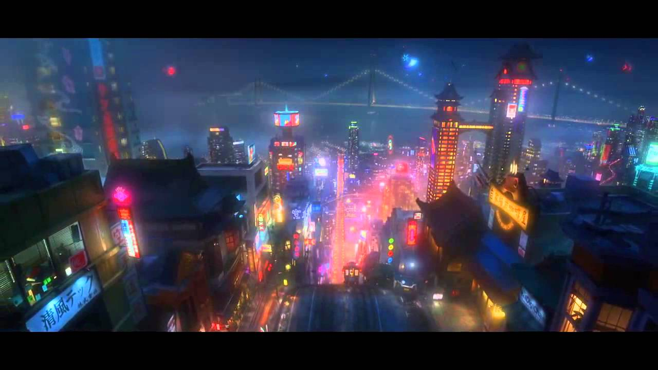 Reel Geek Girl: Big Hero 6