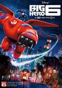 Big Hero 6  Directed by Don Hall, Chris Williams Starring: Genesis Rodriguez, Jamie Chung, Alan Tudyk, T.J. Miller Walt Disney PG, 108 mins.
