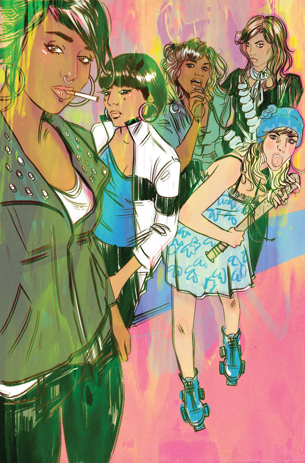 Incredible Indie Tuesday:  Is There Anything Better Than a Girl Gang?