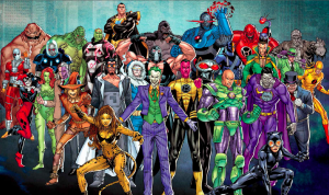 DC Comics Super-Villains: The Complete Visual History Review