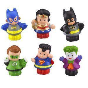 DC Kid's Toys