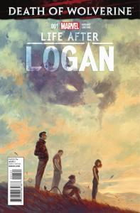 Life After Wolverine #1. W: Loveness, Fialkov, Ogle,et al. A:  Pulido. Marvel Comics 2014.