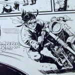 Clayton McCormackCafe Racer, Sean Murphy, Katana Collins, Essential Sequential, 2014