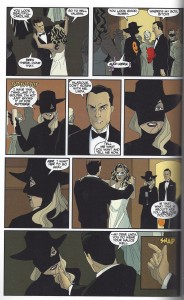 Ghost, series three, Dark Horse, 2012, written by Kelly Sue Deconnick, art by Phil Noto;