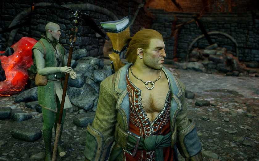 dating in dragon age