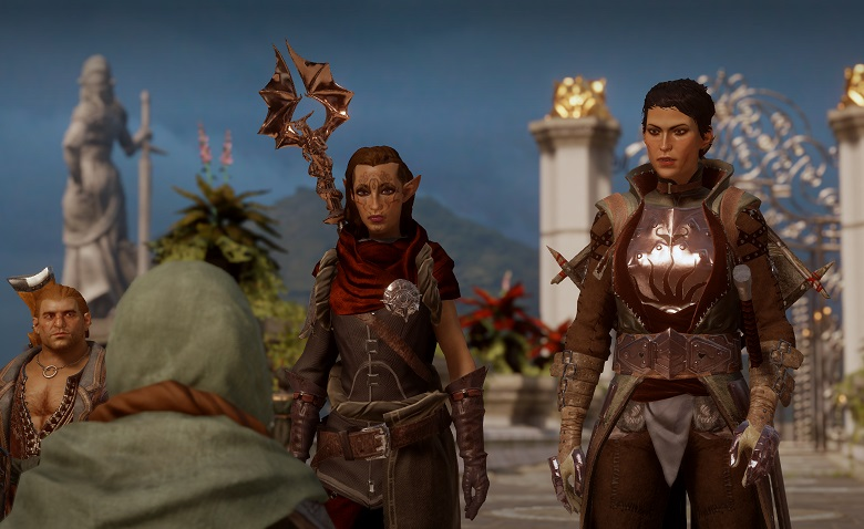 Inquisition Diaries #3: We're Off to See the Chantry