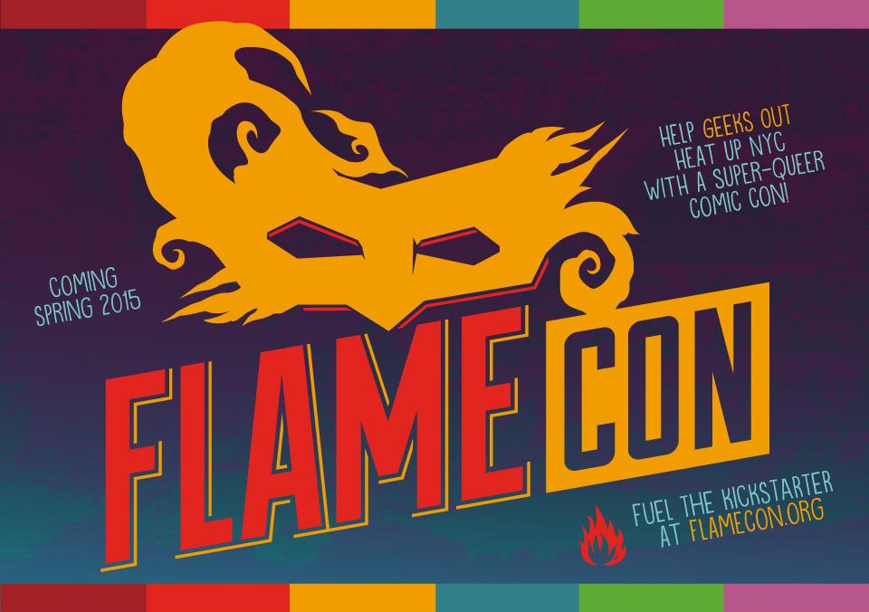 Kickstarter of the Week: Flame Con