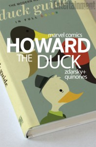 Howard the Duck, Marvel Comics, 2014, Chip Zdarsky