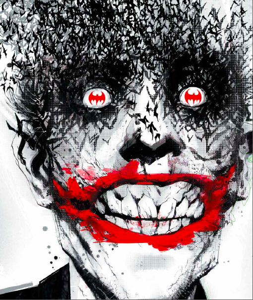 Awesome Joker by Jock (Detective Comics Vol. 1 #880)