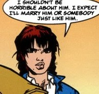 Kill Your Boyfriend is the title of a comic book one-shot written by Grant Morrison and drawn by Philip Bond and D'Israeli for DC Comics Vertigo imprint in June 1995.
