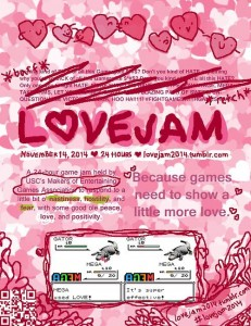 Love Jam poster image