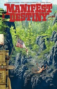 manifest destiny, cover, image comics, matthew roberts, owen gieni