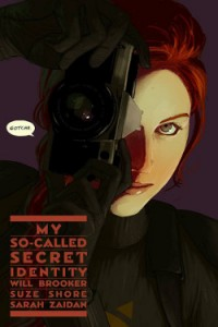 My So-Called Secret Identity Cover