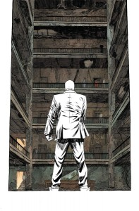 MOON KNIGHT (2014) #5 Published: July 02, 2014 Rating: Rated T+ Writer: Warren Ellis Cover Artist: Declan Shalvey