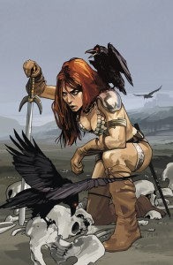 Getting a Feminist Makeover: Red Sonja, Gail Simone, and Chainmail Bikinis, Pt. 1