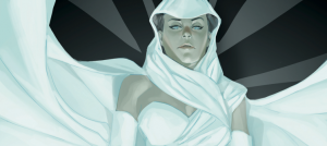 Ghost Then and Now: The Reporter is Dead, Long Live the Superheroine