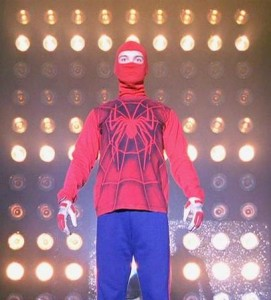 Spider-Man. Tobey Maguire. 2002. Film.