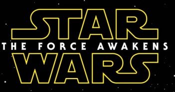 Star Wars The Force Awakens logo. LucasFilm, Disney, 2014.