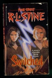 Switched, R.L. Stine, Fear Street 31, cover