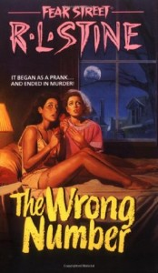 The Wrong Number, 1990, RL Stine