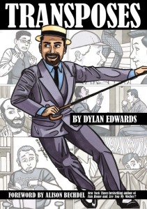 Dylan Edwards' Transposes, NorthWestPress, 2012