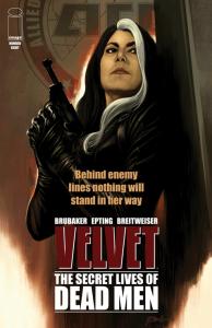 velvet, cover, image comics