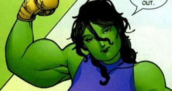 She-Hulk, WWAC Warrior Banner