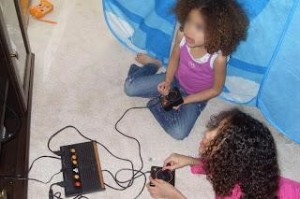 Wendy B, geek parenting, gaming kids