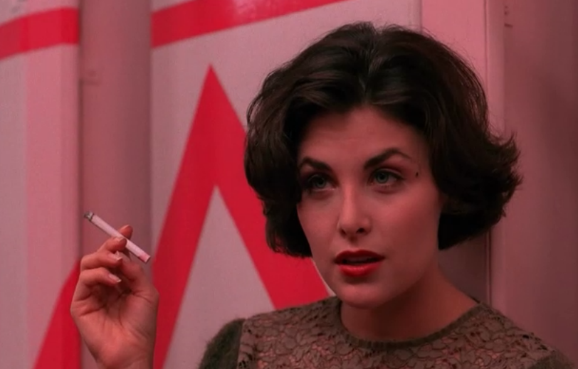 The twin peaks log s 1 e 4 women write about comics