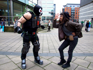 Thought Bubble Cosplay, 2914, Bane