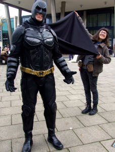 Thought Bubble Cosplay, 2014, Batman