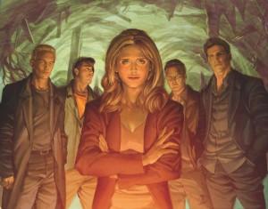 Buffy Season 8   Joss Whedon   Dark Horse Comics
