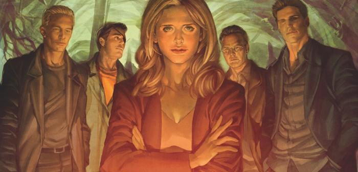 Buffy Season 8 | Joss Whedon | Dark Horse Comics