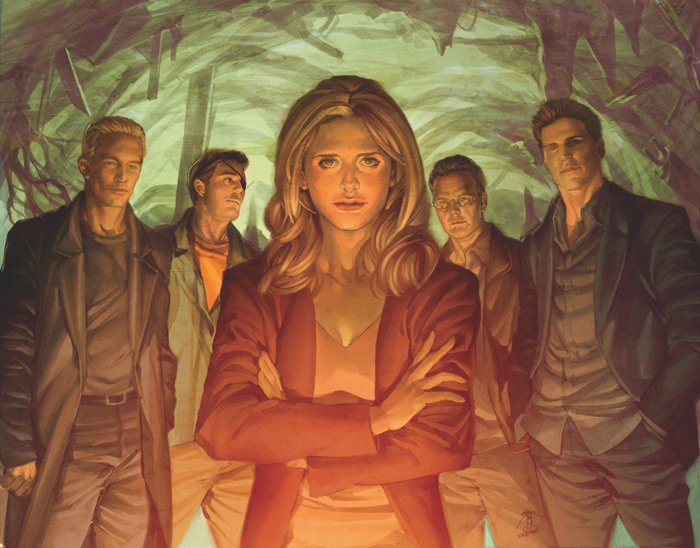 Bitches, Badasses & Beauties on Pedestals: The Importance of the Women of Buffy to Its Men