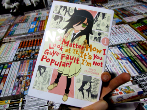 NO MATTER HOW I LOOK AT IT, IT'S YOU GUYS' FAULT I'M NOT POPULAR! by Nico Tanigawa, yen press, volume 1
